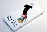 Чехол Joke brands для iPhone 4, 4s (Versace)