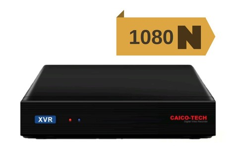 XVR C-DVR FY2554N 4 1080N Гибридный видеорегистратор 5 в 1 CAICO-TECH 4 CH CVT AHD IP TVI 960H