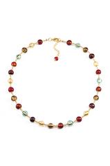Ожерелье Carnevale Oro цвета мультиколор