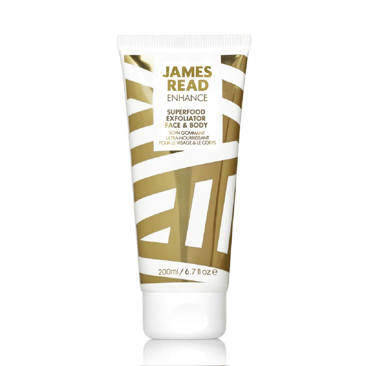 Лосьон увлажняющий для лица и тела James Read Enhance Superfood Moisturizer Face & Body 200 мл
