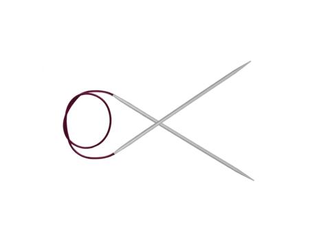 """Спицы круговые """"Basix Aluminum"""" 4мм/120см, KnitPro, 45355"""