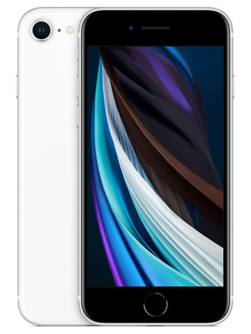 Смартфон Apple iPhone SE (2020) 128GB White (Белый) (MXD12RU/A)