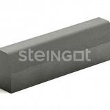 Бордюрный камень STEINGOT Дорожный 1000х300х150 (Белый)
