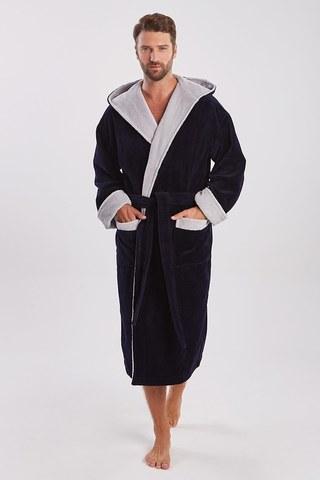 Махровый халат из бамбука Zeus (PM France 929)