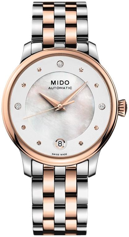 Часы женские Mido M039.207.22.106.00 Baroncelli