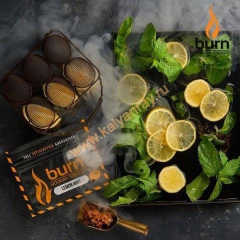 Burn Lemon Mint