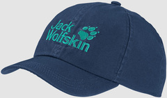 Кепка Jack Wolfskin Kids Baseball Cap dark indigo (49-55см)