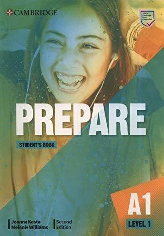 Prepare 2nd Edition 1 Student's Book