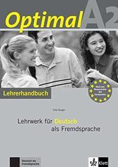 Optimal A2 Lehrerhandbuch +D