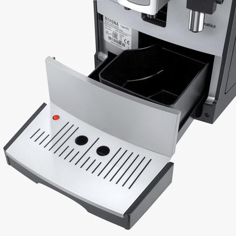 Кофемашина NICR 530 + кофе в зернах Craft, Platinum, Oro