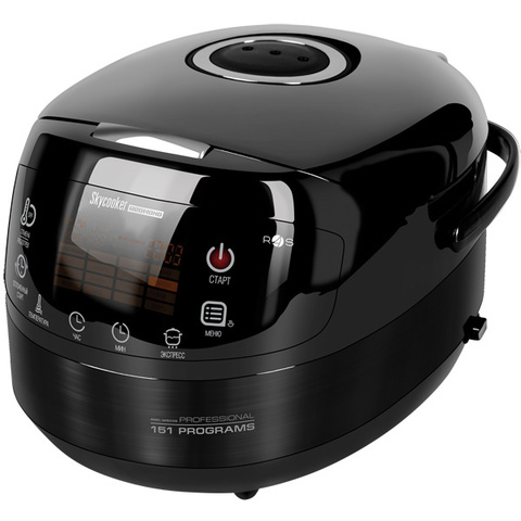 Мультиварка REDMOND SkyCooker RMC-M903S, Черный