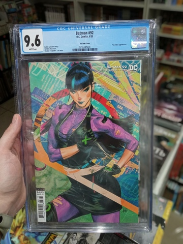 CGC Batman #92. Состояние 9,6