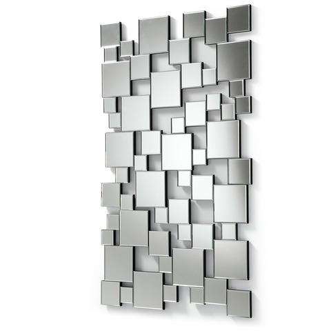 Прямоугольное зеркало Yovas