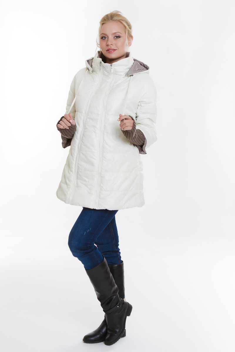 Куртка для беременных 07760 белый