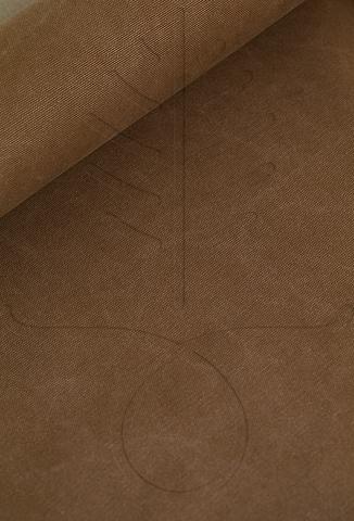 Мраморный канвас, цвет теплый коричневый