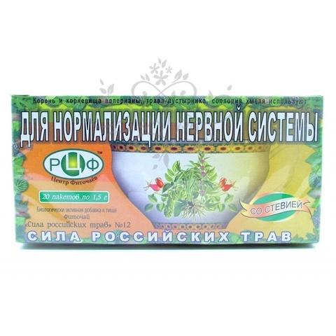 Фито-сила русских трав № 12