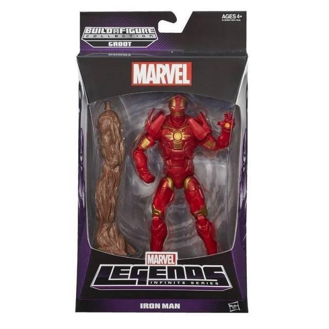 Фигурки Марвел Легенд Стражи Галактики — Marvel Legends Platinum Series 01