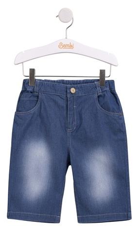 ШР545 Шорты для мальчика джинсы