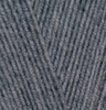 Пряжа Alize Lanagold 800 182 (Средне-серый меланж)