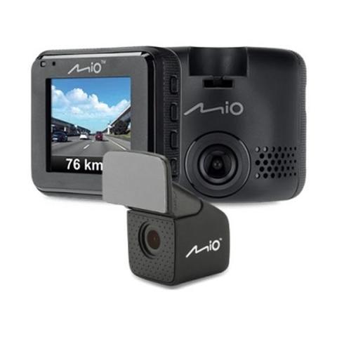Видеорегистратор Mio MiVue C380D черный