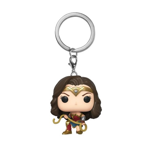 Брелок Funko Pocket POP! Keychain: DC: Wonder Woman 84: Wonder Woman