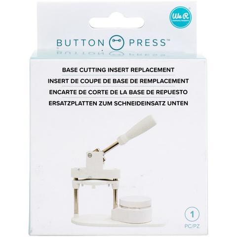 Запасные пластины для пресса  We R Memory Keepers Button Press Die Base Inserts