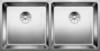 Мойка Blanco Andano 400/400-U без клапана-автомата