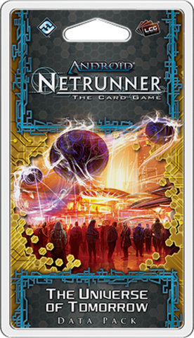 ANR LCG: Data Pack: The Universe of Tomorrow