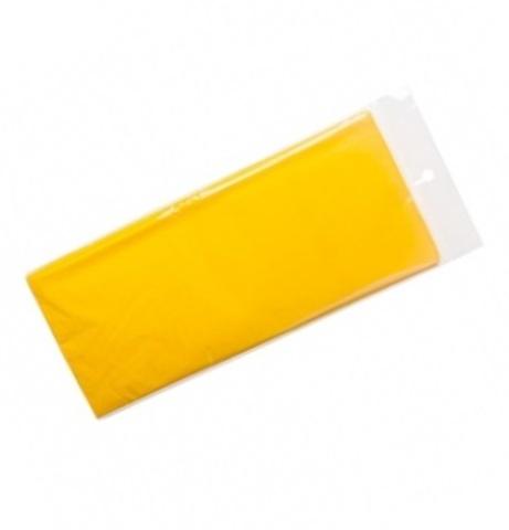 Бумага тишью 10 шт., 50x66 см, цвет: желтый