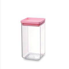 Прямоугольный контейнер (1,6 л), Розовый