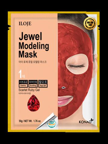 Альгинатная маска успокаивает  чувствительную кожу и придаёт