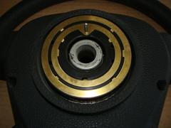 Колесо рулевое 3163 новая панель в сборе