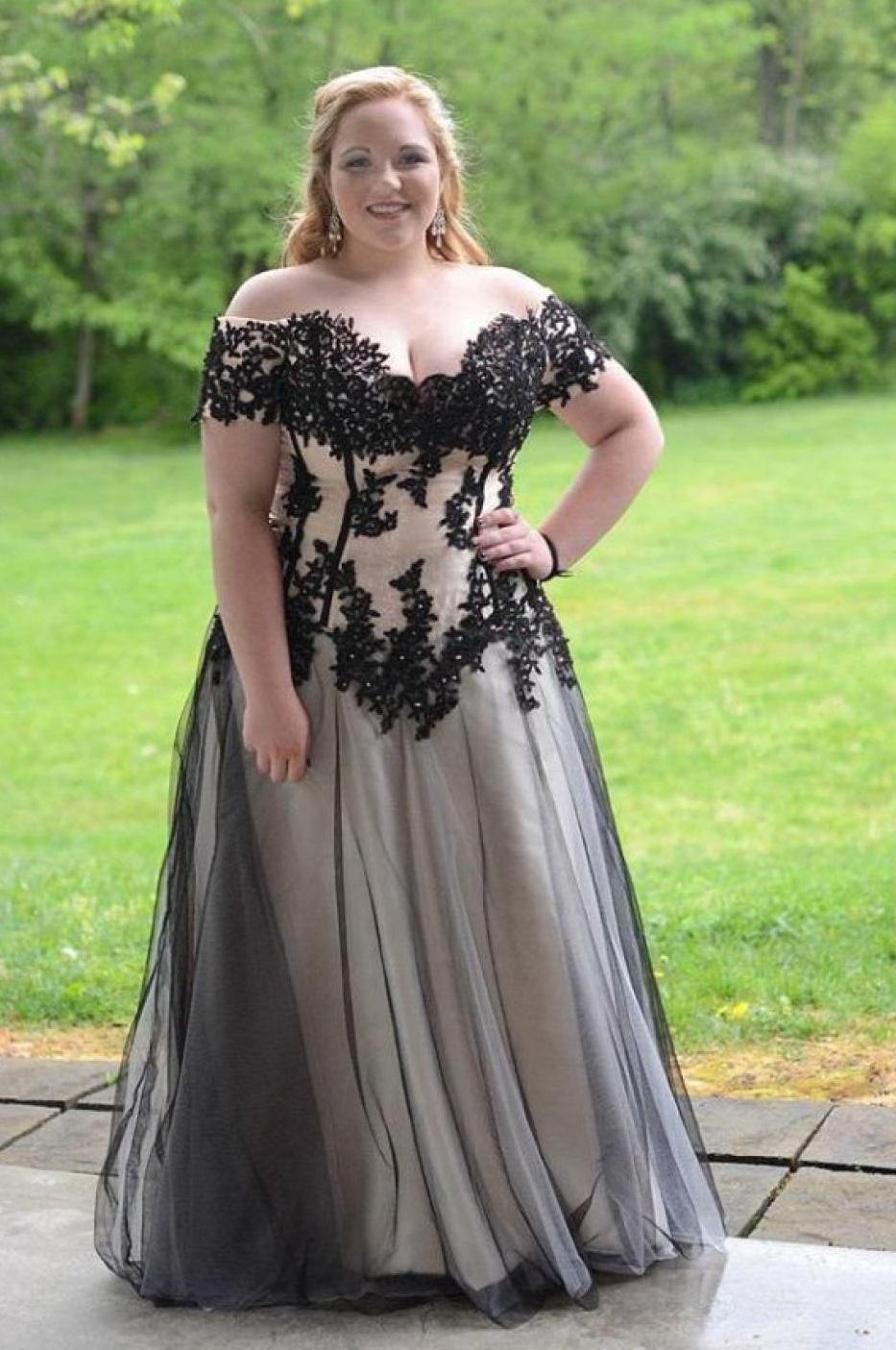 Платье На Выпускной Для Толстых