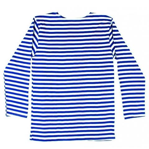 Купить недорого детскую тельняшку ВДВ - Магазин тельняшек.ру 8-800-700-93-18Тельняшка детская облегченная ВДВ (голубая полоса) в Магазине тельняшек