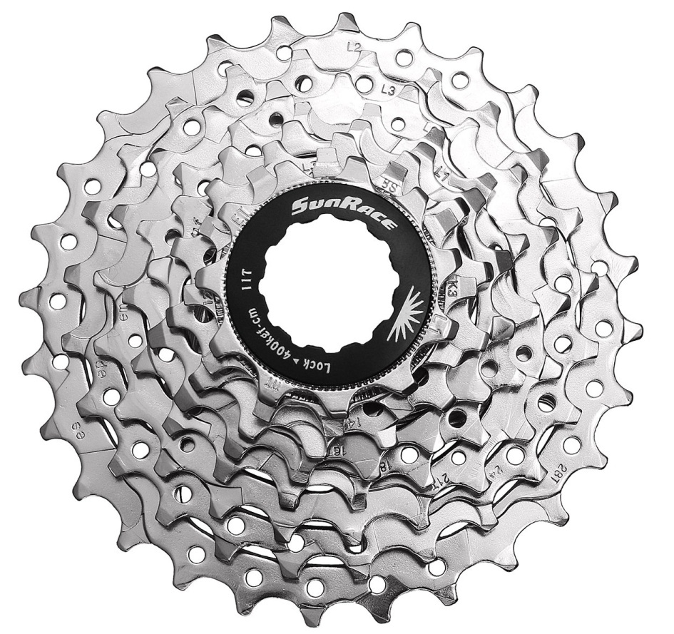 Кассета Sun Race R86 11-28 8 скоростей