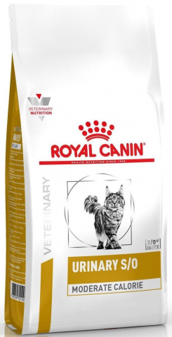 Royal Canin Urinary S/O корм для кошек 400г