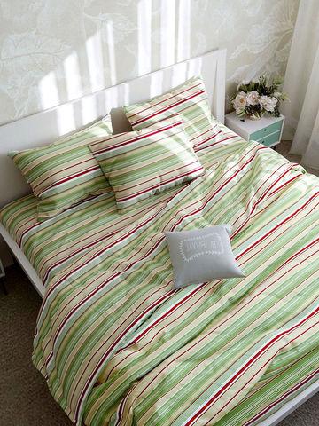 Пододеяльник  -Восточная полоска- 2-спальный на молнии 175х215 см