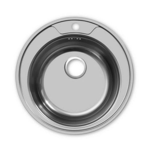 Мойка-раковина круглая D490