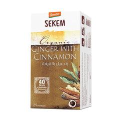 Чайный напиток Пряный биодинамический SEKEM