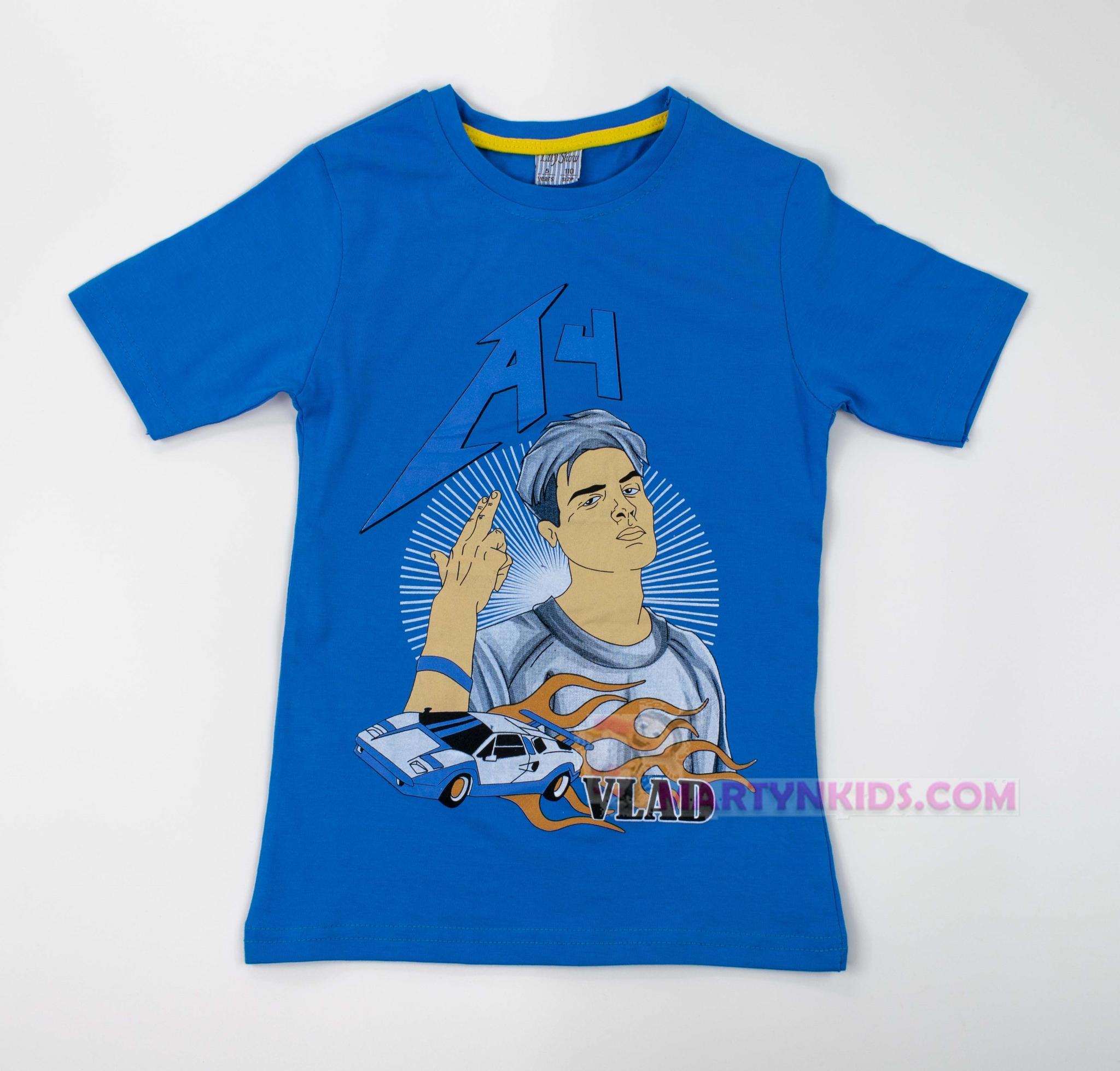 3517  футболка А4 VLAD