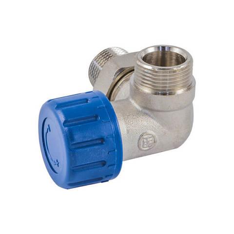 Клапан термостатический трехосевой левый DN 15 GZ 1/2 x M22 x 1,5GZ