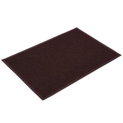 Коврик пористый, коричневый, 60*90 см