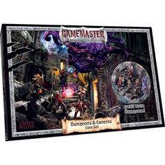 Набор для создания террейна «GameMaster: Dungeons & Cavern Core Set»
