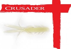 Мягкая приманка Crusader No.01 80мм, цв.011, 10шт.