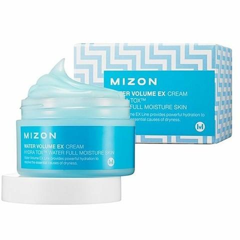 Увлажняющий крем со снежными водорослями MIZON  Water Volume EX Cream