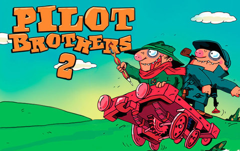 Pilot Brothers 2 (для ПК, цифровой ключ)