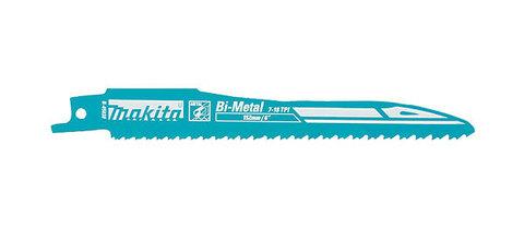 Универсальное биметаллическое плотно Makita 152 мм