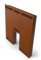 Экран фронтальный TMF Стандарт, стандартная дверца, терракота