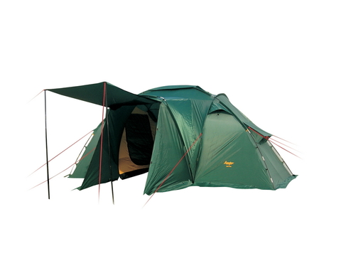 Палатка SANA 4 PLUS (цвет WOODLAND)