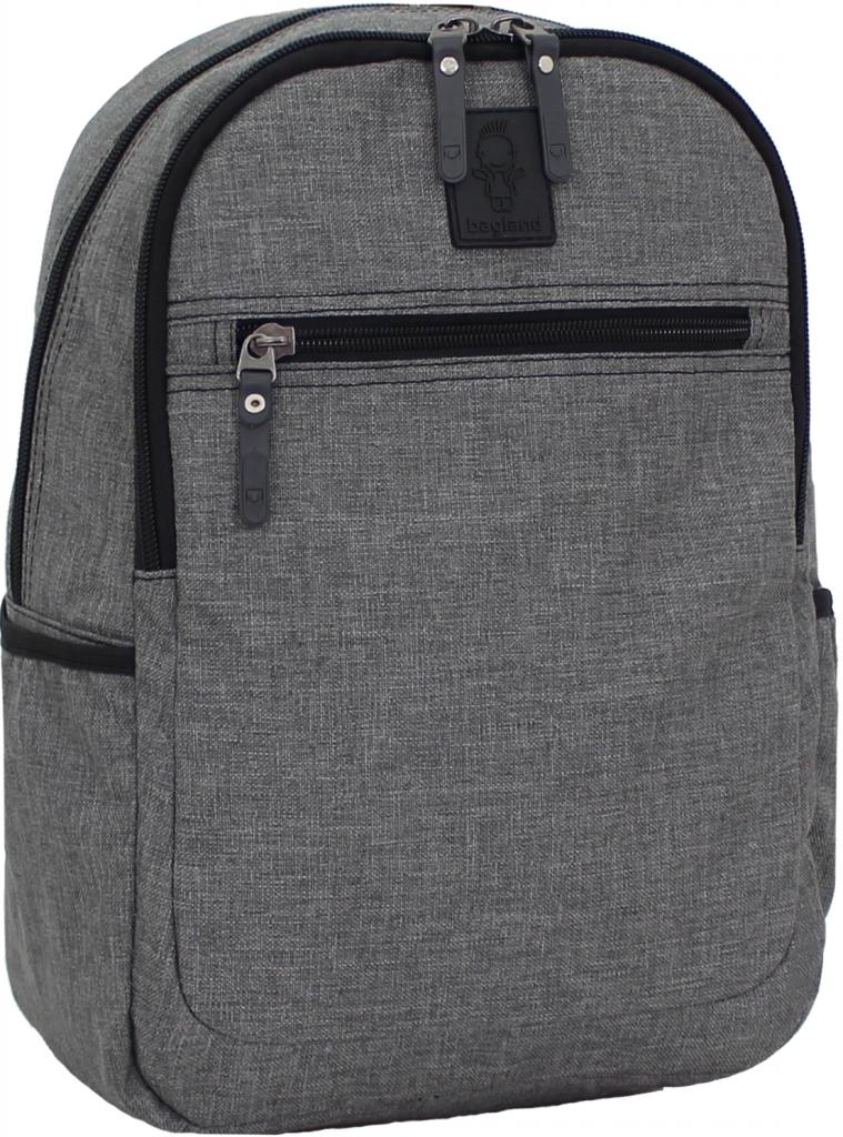 Детские рюкзаки Детский рюкзак Bagland Young 13 л. Темно серый (0051069) 29bb78159b917b0cd9b368d7ab7d84d8.JPG